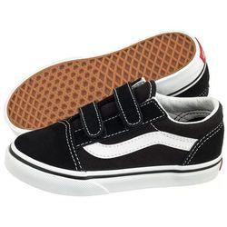 Buty Vans Old Skool V Black VD3YBLK (VA203 a)