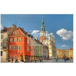 Fototapeta Poznań, Polska, Old Town Square Market