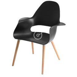 Krzesło Shell, czarny by CustomForm