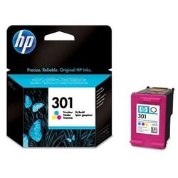 Tusz Oryginalny 301 Kolorowy do HP DeskJet 1510 - DARMOWA DOSTAWA w 24h
