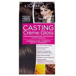 Casting Creme Gloss farba do włosów 412 Mroźne kakao