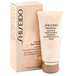 SHISEIDO Benefiance ochronny krem do rąk 75ml - Shiseido