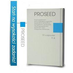 Proseed - potencja i większy wytrysk - 10 tabletek