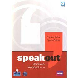 Speakout Elementary, Workbook (zeszyt ćwiczeń) with Answer Key plus Audio CD (opr. miękka)