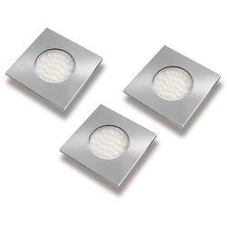 Zestaw LED Marbella 3szt. GTV