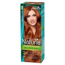 Joanna Naturia Perfect, farba do włosów, 120 ognisty rudy