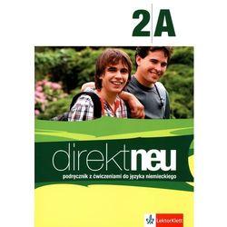 Direkt Neu 2A Podręcznik i ćwiczenia + CD (opr. miękka)
