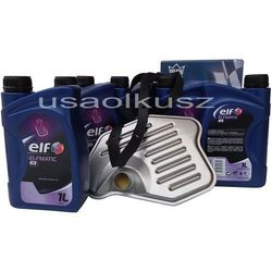 Filtr oleju oraz mineralny olej ATF III automatycznej skrzyni biegów Mercury Marauder