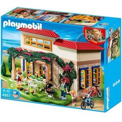 Playmobil  Duży domek letniskowy 4857
