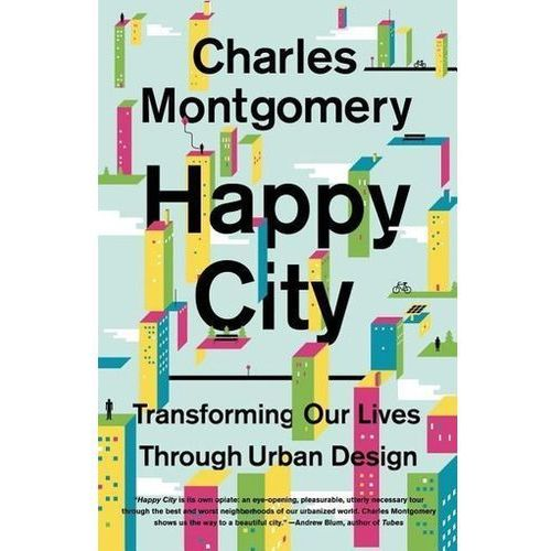 Happy City Montgomery, Charles