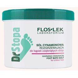 Flos-Lek Dr Stopa sól cynamonowa 500 g.