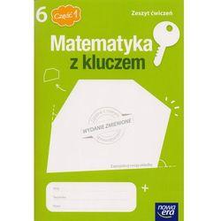 Matematyka z kluczem SP kl.6 ćwiczenia cz.1 (opr. miękka)