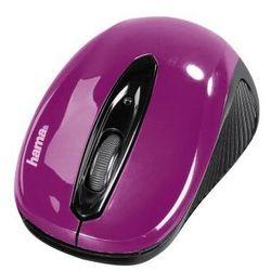 Mysz bezprzewodowa HAMA AM-7300 Fioletowy