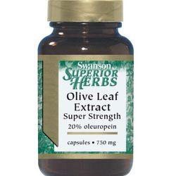 Liść oliwny STRONG 20% 60 kapsułek