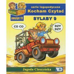 Kocham Czytać Zeszyt 11 Sylaby 9 (opr. miękka)