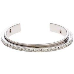 Karen Millen Bransoletka silvercoloured/crystal