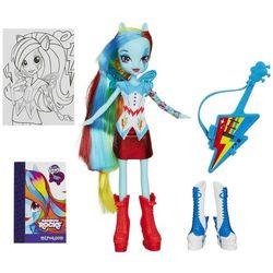 My Little Pony Equestria Girls Rainbow Dash z gitarą