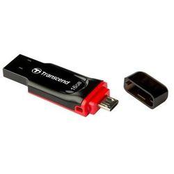 Transcend JetFlash 340 16GB USB 2.0 + Micro USB
