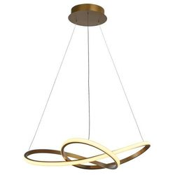 Castorama Italux Od Lampa Wisząca Led Vita 60 W Gold Do Franklin