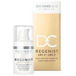 Dermedic - Regenist ARS 4 - ARS 5 - Krem pod oczy i wokół ust poprawiający kontur - 15 g