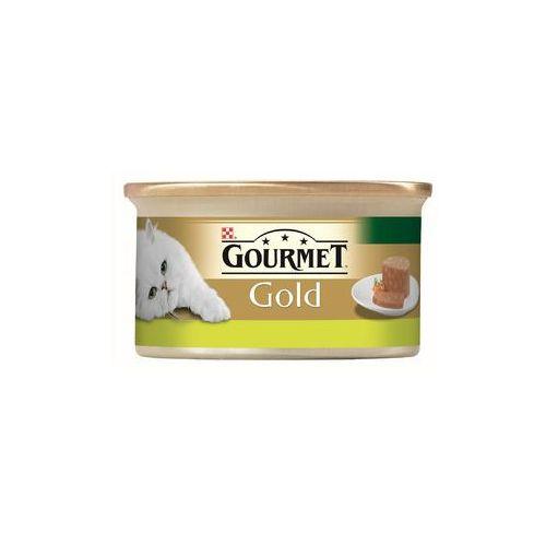 GOURMET Gold królik 85g puszka