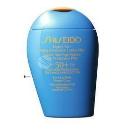 Shiseido Expert Sun Aging Protection Lotion SPF50+ (W) emulsja ochronna do twarzy 100ml