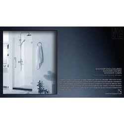 Drzwi prysznicowe AXISS GLASS AN6211WD 600mm L