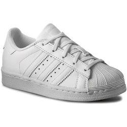 Buty adidas - Superstar Foundation C BA8380 Ftwwht/Ftwwht/Ftwwht