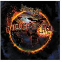 Judas Priest - A Touch Of Evil - Live