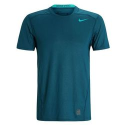 Nike Performance HYPERCOOL Podkoszulki midnight turquoise/teal charge