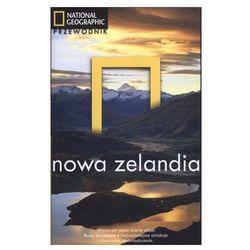 Przewodnik National Geographic Nowa Zelandia (opr. broszurowa)