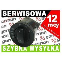NOWY WLACZNIK SWIATEL AUDI A4 B6 MALYSZ 01-05 GRM