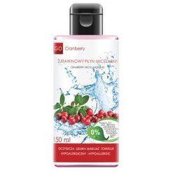 Żurawinowy płyn micelarny - GoCranberry - NOVA KOSMETYKI
