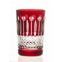 Szklanki kolorowe kryształowe do kawy 6 sztuk -7976