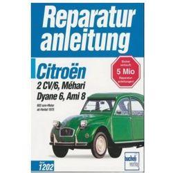 Citroen 2CV/6, Dyane 6, Mehari, Ami 8, 602 ccm (ab Herbst 75)