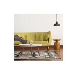 Foto naklejka samoprzylepna 100 x 100 cm - Współczesne, eleganckie i luksusowe kanapy wapna guziki