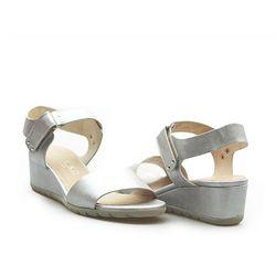 Sandały Ryłko 05H34A3-IR1F Srebrny