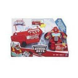 Transformers Rescue Samochód Straży pożarnej