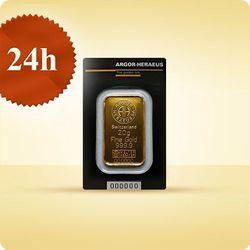 20 g Sztabka złota - wysyłka 24 h!
