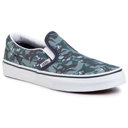 Tenisówki VANS - Classic Slip-On VN0A4UH8WKY1 (Animal Camo)Prsnnghttrwt