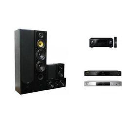PIONEER VSX-329 + BDP-180 + TAGA TAV-606SE - Kino domowe - Autoryzowany sprzedawca