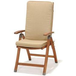 Krzesło składane Catalina z poduszką