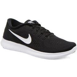 Buty sportowe Nike Wmns Nike Free Rn Damskie Czarne 100 dni na zwrot lub wymianę