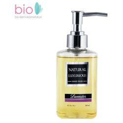 Naturalne mydło potasowe w płynie z olejkiem lawendowym – 300 ml
