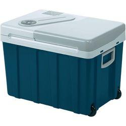 Lodówka turystyczna, samochodowa, termoelektryczna MobiCool Waeco W40 9105302774, 12 V, 24 V, 230 V, 40 l, Niebieski