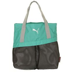 torba Puma Gym Shopper - Pool Green/Black/Guarry
