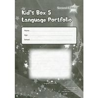 Kid's Box Level 5 Language Portfolio (opr. miękka)
