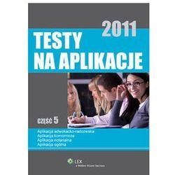 Testy na aplikacje 2011. Część 5 - wyprzedaż (opr. miękka)