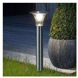 Lampa solarna JOLIN z LED i grotem ziemnym