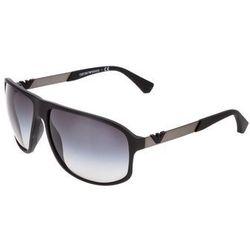 Emporio Armani Okulary przeciwsłoneczne schwarz
